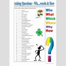 Asking Questions Worksheet  Free Esl Printable Worksheets Made By Teachers