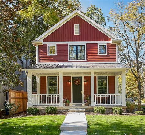 Adorable Three Bedroom Cottage 970057VC Architectural
