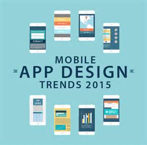 apps design 10 new mobile app ui design trends for 2015