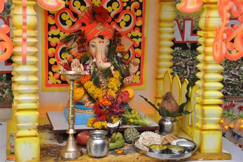 celebrating ganesh chaturthi  kids   balgram