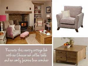 The Country Cottage Style for Home Inspiration by Kimberly