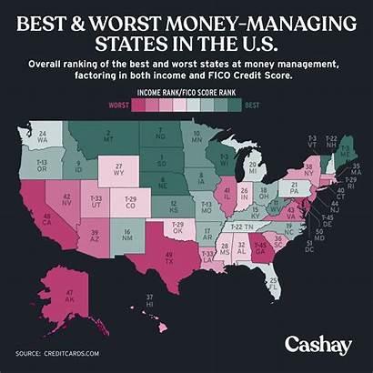 Worst States Money Republican Democratic Managing Cashay