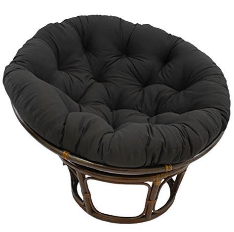 Blazing Needles Oversize Papasan Chair Cushion by Large Papasan Chair Home Furniture Design