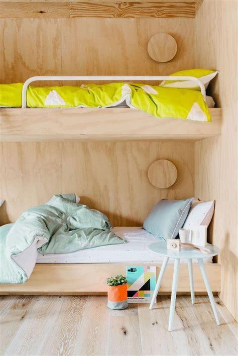 amenager une chambre pour deux enfants les 25 meilleures idées de la catégorie lit superposé sur