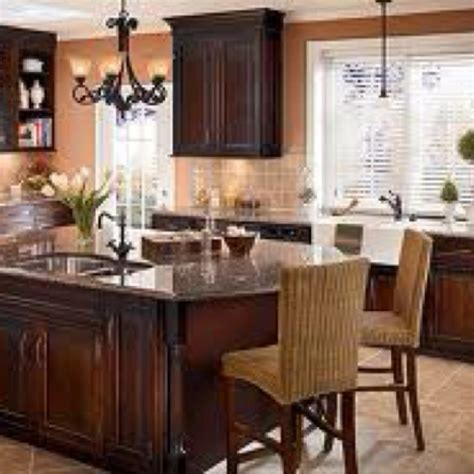 style kitchen cabinets 1000 images about home cherry wood on cherry 4367