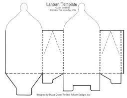 image result  lantern template printable paper