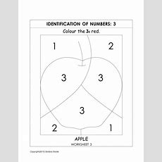 Number Recognition Worksheets & Activities Hubpages