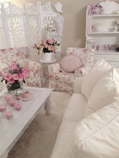 shabby chics romantik evim romantic shabby chic home decor pinterest