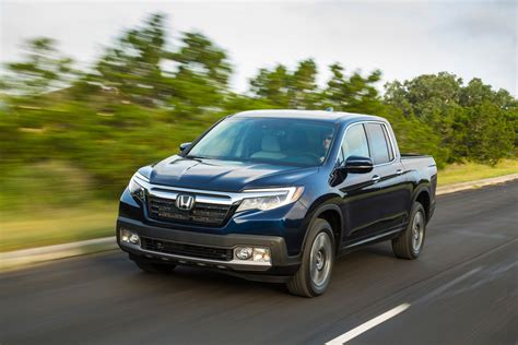 2019 Honda Ridgeline Gets More Standard Features, Priced