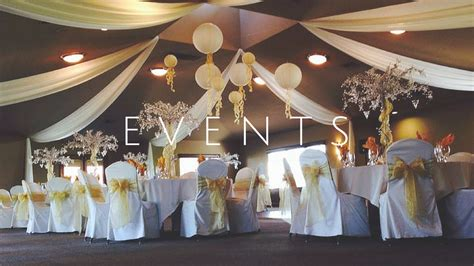 stockton weddings banquets reserve spanos park
