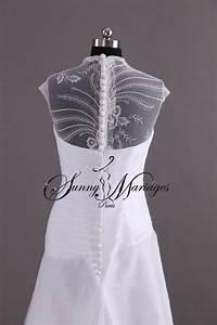 robe de mariee simple et dentelle idees et d39inspiration With robe simple avec dentelle