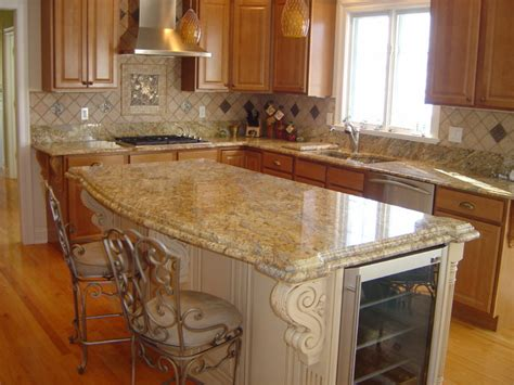 yellow river granite countertop yellow river granite kitchen project traditional