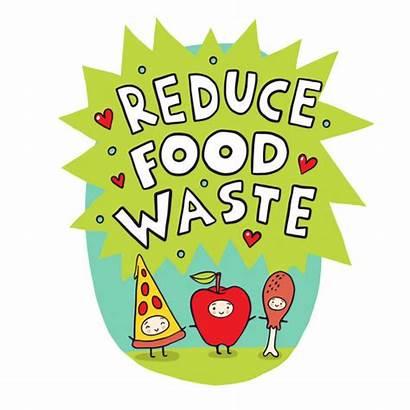 Waste Reduce Illustration Vector Cartoon Illustrations Depositphotos