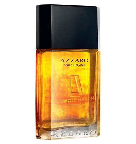 Azzaro Pour Homme Azzaro Pour Homme And Azzaro Chrome Limited Edition 2015 New Fragrances