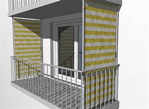 Bambus Auf Balkon : sichtschutz am balkon gamelog wohndesign ~ Michelbontemps.com Haus und Dekorationen