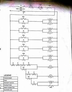 Relay A  U0026 A2 Drop Out When Relay B Picks Up   Ladder  U0026 Wiring Diagrams Included