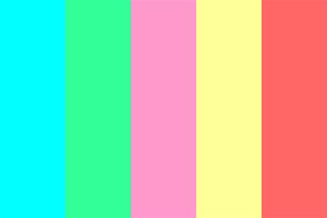 what is the color of peace peace harmony pastels color palette