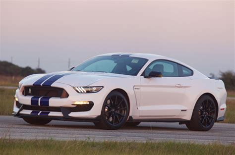 2016 2018 Ford Mustang Shelby GT350 & GT350R   Hennessey