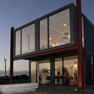 Container Anbau An Haus : minihaus und modulhaus anbieter architekten tiny houses ~ Indierocktalk.com Haus und Dekorationen
