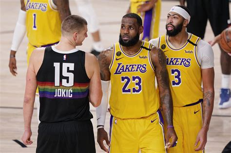 Denver Nuggets vs. Los Angeles Lakers Game 5 FREE LIVE ...