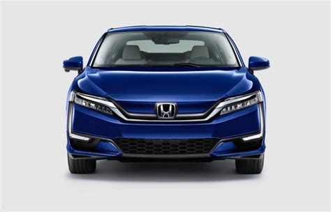 Electric Cars 2017 by Honda Unveils New 2017 Clarity Electric Car