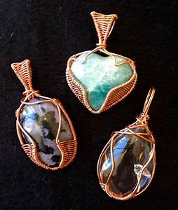 Beginner Wire Wrapping  U0026 Stone Setting