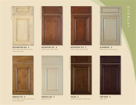 different types of kitchen cabinet doors cabinet door types newsonair org