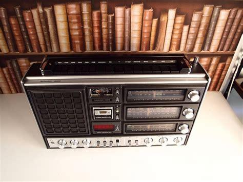 1977 Grundig Satellit 3000 Digital Am/fm & Sw Multiband Am