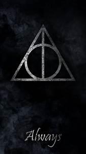 Harry Potter Wallpaper Deathly Hallows - A Wallpaper.Com