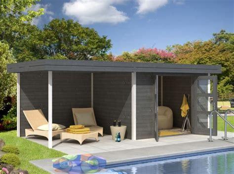 Pool House En Kit Une Cabane Pour Mon Jardin Les Vacances En Juillet Abri De Jardin Bois Abri De Jardin