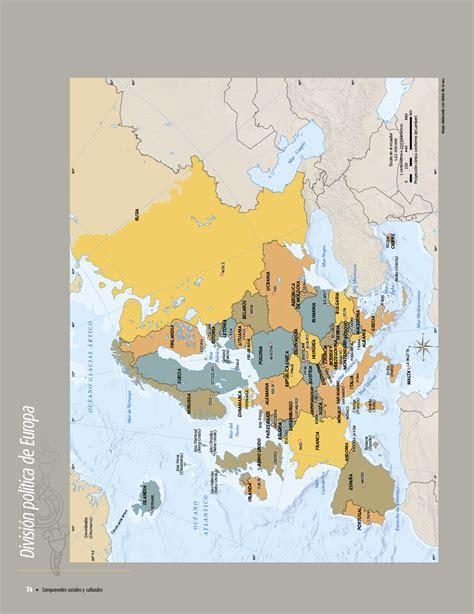 Libro de atlas de sexto grado digital 2020. Atlas De Geografía Del Mundo 6 Grado 2019 A 2020 Pdf + My PDF Collection 2021