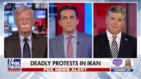 News Iran by Fox News Pundits Who Cheered On Iraq War Suggest Arming