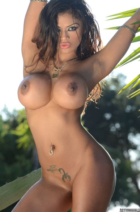 Naked latinas with big tits
