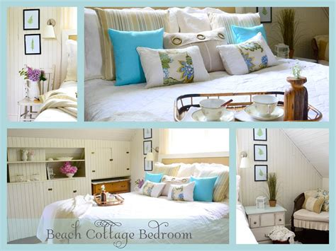 Beach Cottage Bedroom {reveal!}  Harbour Breeze Home