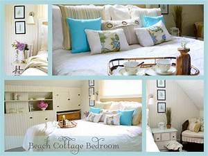 Beach Cottage Bedroom {Reveal!}   Harbour Breeze Home