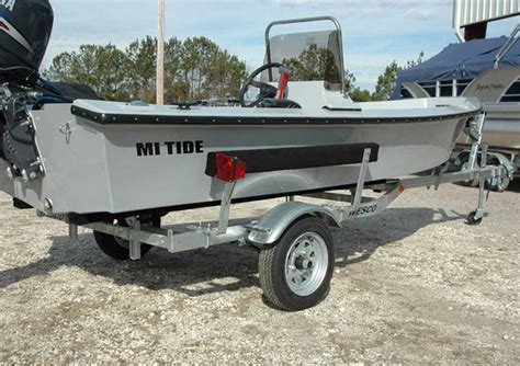 Bug Buster Boat by Mi Tide Boats Home