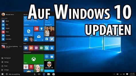 So Klappt Das Upgrade Auf Windows 10  Deutsch German