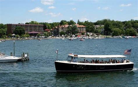 Lake Geneva Boat Tours by Boat Tours Of Lake Geneva Places In Wisconsin