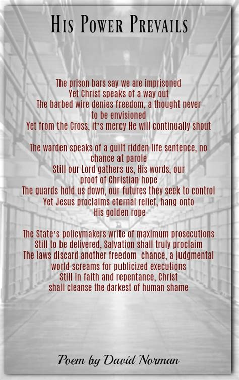 prison poems words    freedom