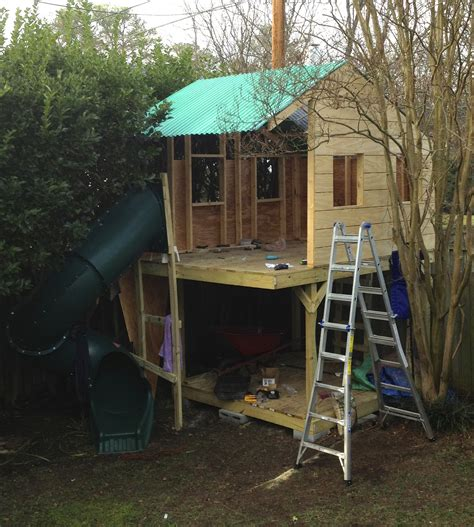 Diy Backyard Forts by Diy Backyard Fort Outdoor Furniture Design And Ideas