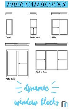architectural drawing folding doors plan symbols images window architecture door