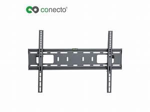 Wandhalterung Für Tv Geräte : conecto cc50265 wandhalterung f r tv ger te mit 81 165 cm ~ Sanjose-hotels-ca.com Haus und Dekorationen