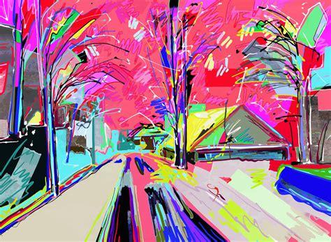 The Digital Art Movement