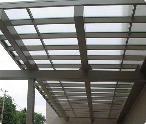 tettoie in policarbonato prezzi coperture per tettoie copertura tetto