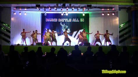 Dance Battle All In 2015 Ground Impact Biliran Island