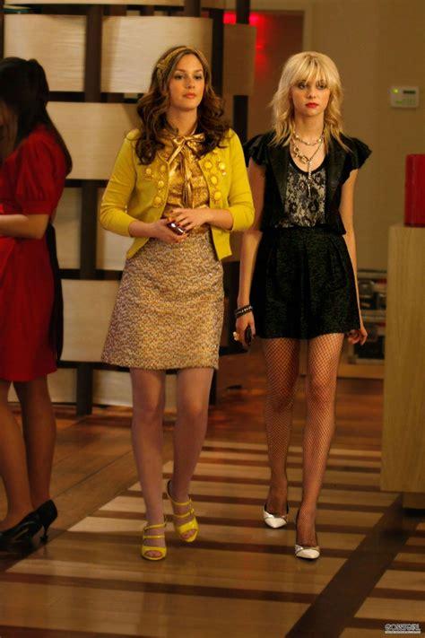 Opposites Gossip Girl Outfits Gossip Girl Fashion