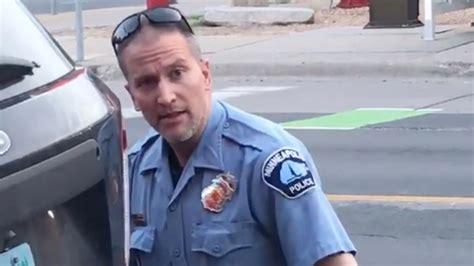 mort de george floyd lex policier derek chauvin remis