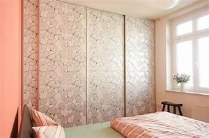 Comment Faire Un Placard Mural : faire un placard avec des portes coulissantes ~ Dallasstarsshop.com Idées de Décoration
