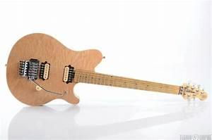 1995 Ernie Ball Music Man Evh Van Halen Signature Electric