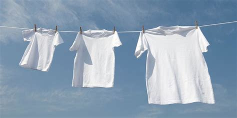 How To Bleach Clothes  Secrets To Whiten White Clothing